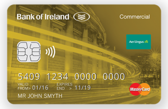 Image of Gold Business Credit Card