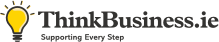Logo for Think business