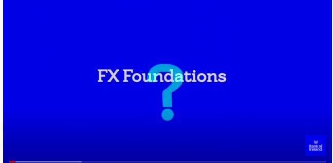 Part 1- FX Foundations